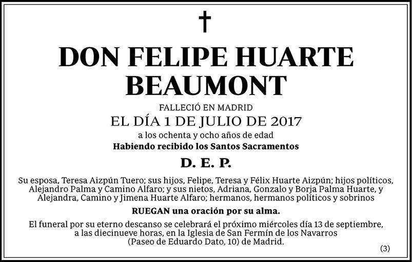Felipe Huarte Beaumont